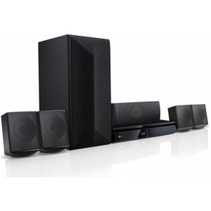 Home Cinema LG LHB625M 5.1ch 3D Blu Ray