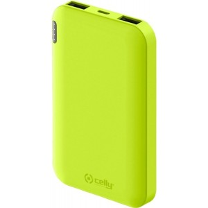 Power Bank Celly Energy 5000mAh Yellow