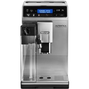 Καφετιέρα Espresso Delonghi Autentica ETAM 29.660.SB Inox/Μαύρο