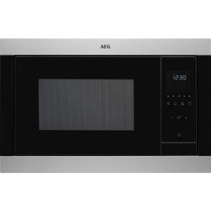 Φούρνος Μικροκυμάτων AEG MSB2547D-M Inox Antifinger
