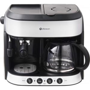 Καφετιέρα Espresso Γαλλικού ROHNSON R 970