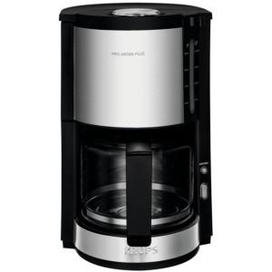 Καφετιέρα Krups KM3210 Pro Aroma Plus Μαύρο/Ασημί