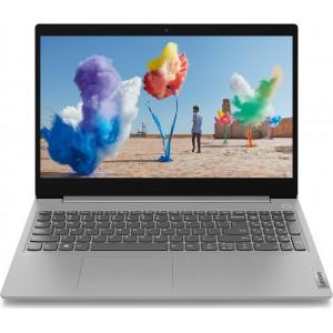Laptop Lenovo IdeaPad 3 15ADA05 (Ryzen 5-3500U/8GB/256GB/FHD/W10 S) GR Keyboard Platinum Grey