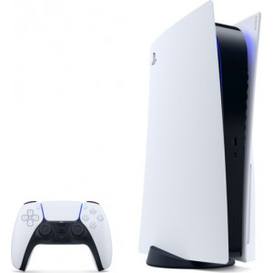 Sony PS5 Console B Chassis WiFi White