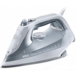 Σίδερο Ατμού Braun TexStyle 7 Pro SI7088GY 2800 Watt