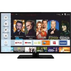 TV F&U 50'' 4K Ultra HD FL5006UH HDR10 1200HZ
