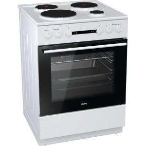 Κουζίνα Korting KE6141 WPM Λευκό Α