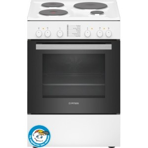 Κουζίνα Pitsos Family PHA009020 Λευκό