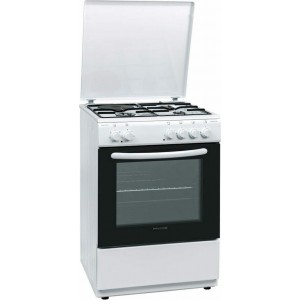 Μικτή Κουζίνα 65lt με Εστίες Μικτές Philco ETG 6131 W