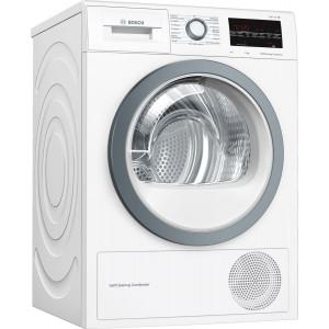Στεγνωτήριο Bosch WTW85469GR με Αντλία Θερμότητας 9kg A++